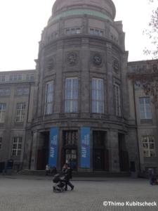 deutsches Museum Eingang
